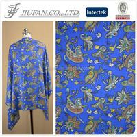 Jiufan Textile Hot Sale & High Qty Rayon Twill Fabric for European Market