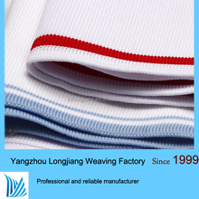 TC RIB elastic spandex tubular fabric used in garment