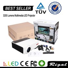 3200 Lumens Full HD Projector 1920x1080 LED Video Projector Home Theatre Projector