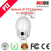 ACESEE Cost-effective Speed Dome 2.0MP 18x Video Camera IP PTZ