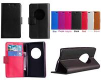 High Quality Wallet Flip Leather Case for Nokia Lumia 1020 Stand Case
