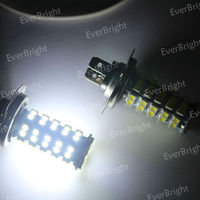 H7 1210SMD 102LED White Fog Parking Lamp Bulb Super Bright for Truck Car