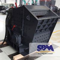 SBM Outstanding manufacturers of ore impact crusher