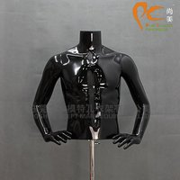 2014 fashion mannequin bust for male mannequin