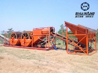 2015 New SW20 Used Small Sand Washing Machine