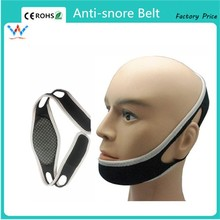new products sleep aids soft neoprene stop snoring anti snore chin belt