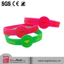 political silicone wristbands