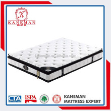 Double Side Cheap Spring Hotel Mattress Continuous Spring Mattress With 10 Years Warranty