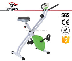 Hot sale foldable X bike portable home gym equipment