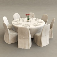 Round folding banquet table/Steel Folding Support Dinning Table