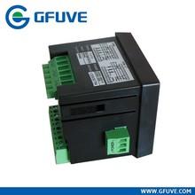high quality digital watt meter voltage current small header meters digital solar power meter