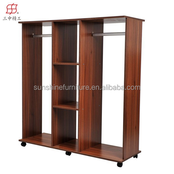 Modern wood bedroom painting almirah wardrobe buy for Bedroom wooden almirah designs