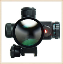 Tactical leupold range finder riflescope,Laser rangefinder riflescope for hunting.