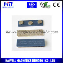 Cheap business card magnet/magnetic name badge