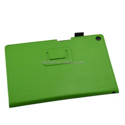 PU Leather Folio Stand Cover Case For Sony Xperia Tablet Z2 10.1 Inch