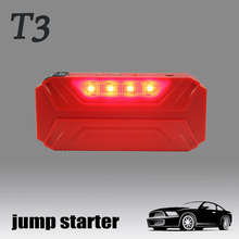 BoltPower car jump 16500mAh battery charger new model real battery for 12V Gasoline Diseal jump starter car accessory