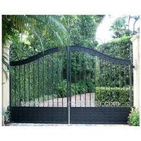 Fujian Wrought Iron Main Gates Models For Entrance