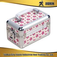 Aluminium Multi-functional Make Up Case Cosmetic Box, Cassette, Casket Box