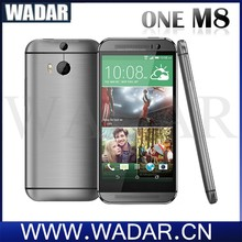 Original Unlocked One M8 mobile phone 4G network Quad-core 2.3 GHz