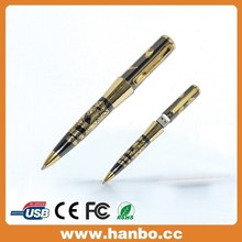 luxury gift pen USB Flash drive for offic worker