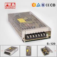 110v dc power supply 120w 36v 3.3a (S-120-36)