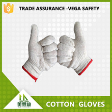 the most cheap knitted cotton working gloves for hand protection