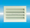 High quality Aluminum Weather Louver