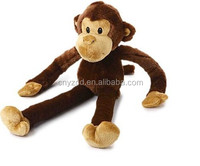 plush monkey/Plush Monkey Long Arms,Plush Toy Monkey With Velcro,Big Monkey Plush