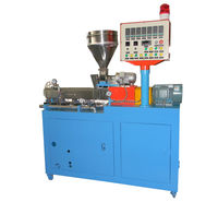Mini extruder machinery,mini plastic extruder for plastic properties test and lab use for sale
