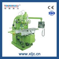 Vertical Knee type Cheap CNC Milling Machine XK5032 XK5040