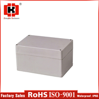 good quality new design professional supplier aluminum control box