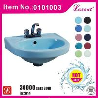 Top grade classical wash hand sink under counter basin sink
