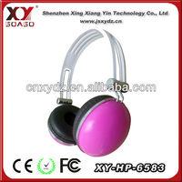 Wired custom print cute headphone dust plug for promotion