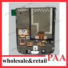 spare parts for Blackberry Q10 display digitizer complete