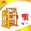 QTJ4-40 manual cement hollow block making machine manufacturers in coimbatore