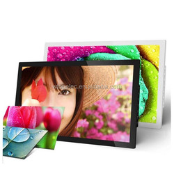 "20"" 21 "" 22"" digital photo frame,lcd digital picture frame player"