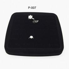 best price leather& pu jewelry display tray