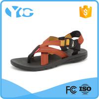 2015 latest Korea hot flat heel sandals for women