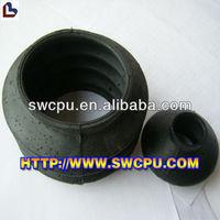 Water resistant rubber sleeve/bushing