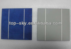 solar cell Hottest sell 156mmx156mm 2BB multi-crystalline solar cell