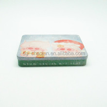 Meet with FDA, LFGB and EN71 tests up market gift box rectangle gift box for dresses