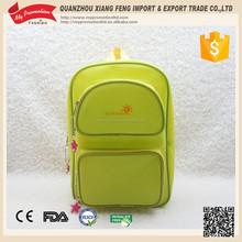 New trends waterproof ergonomic school bag for teenagers