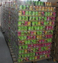 Chicken canned pet food for puppy dog