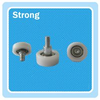 No MOQ order pulley wheels with bearings