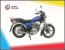 Two wheels and Single-cylinder 125cc Suzuki street motorcycle /street bike on sale