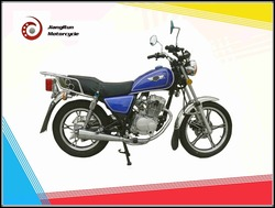 Two wheels and Single-cylinder 125cc Suzuki street motorcycle /street bike on sale
