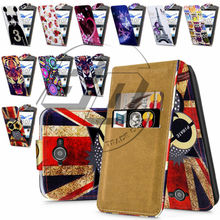 For Blade Apex 2 High Quality Print Flip PU Leather Case Cover Moible Phone Case