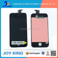 Free Shipping wholesale cheap lcd for iphone 4s original pass digitizer for iphone 4s Touch Screen Assembly original