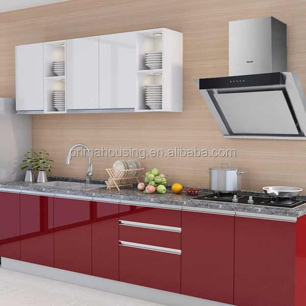 UV Modern Cheap Kitchen Cabinet, View Cheap Kitchen Cabinet, PRIMA Product Details From Shenzhen