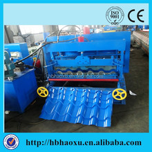 Gold Supplier Best Price Glazed Tile Metal Roof Panel Roll Forming Machine